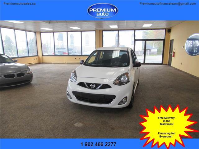 2015 Nissan Micra S (Stk: 224243) in Dartmouth - Image 1 of 21