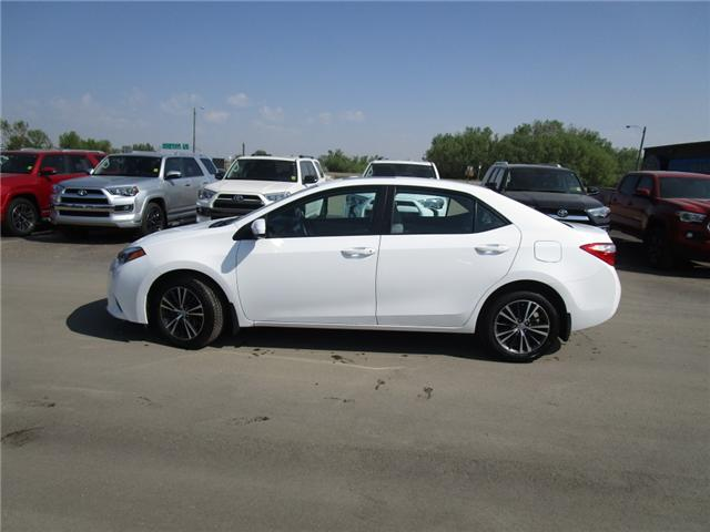 2016 Toyota Corolla LE (Stk: 1892311) in Moose Jaw - Image 2 of 33