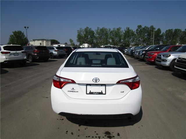 2016 Toyota Corolla LE (Stk: 1892311) in Moose Jaw - Image 7 of 33