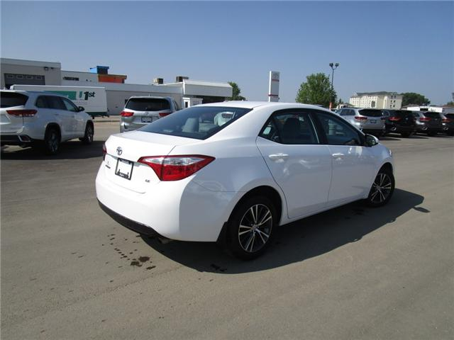 2016 Toyota Corolla LE (Stk: 1892311) in Moose Jaw - Image 8 of 33