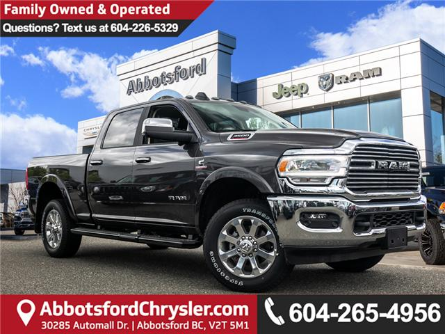 2019 RAM 3500 Laramie (Stk: K528365) in Abbotsford - Image 1 of 27