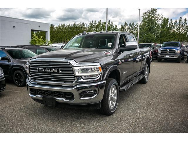 2019 RAM 3500 Laramie (Stk: K528365) in Abbotsford - Image 3 of 27
