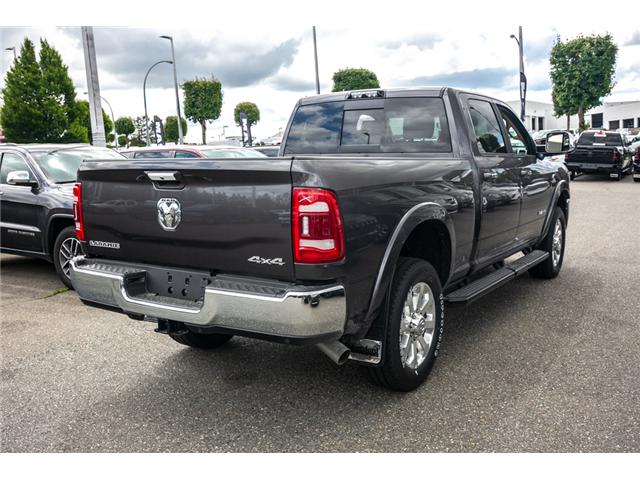 2019 RAM 3500 Laramie (Stk: K528365) in Abbotsford - Image 7 of 27