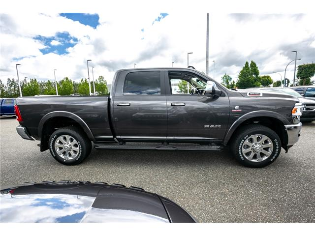 2019 RAM 3500 Laramie (Stk: K528365) in Abbotsford - Image 8 of 27