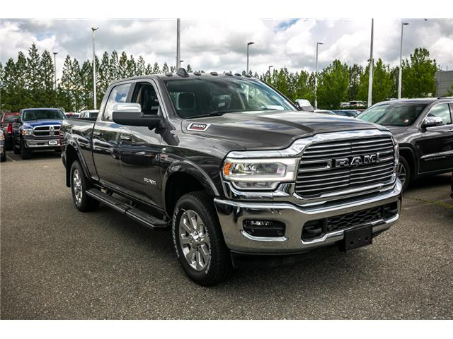 2019 RAM 3500 Laramie (Stk: K528365) in Abbotsford - Image 9 of 27