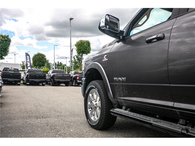 2019 RAM 3500 Laramie (Stk: K528365) in Abbotsford - Image 16 of 27