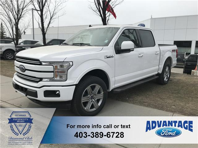 2019 Ford F-150 Lariat (Stk: K-525) in Calgary - Image 1 of 6