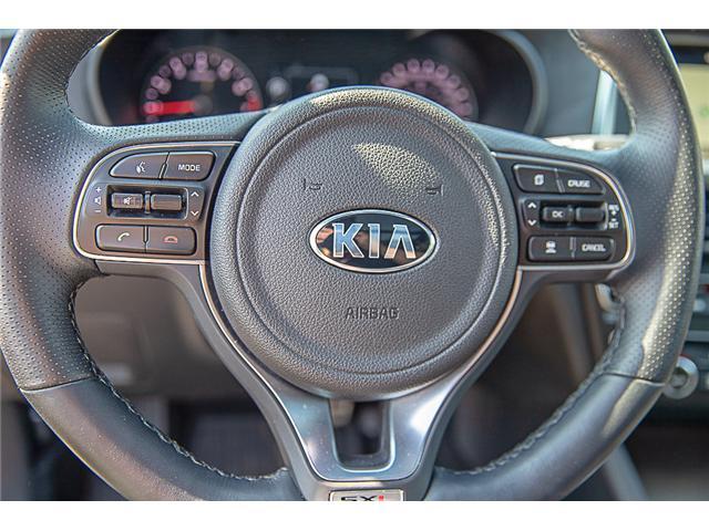 2016 Kia Optima SXL Turbo (Stk: M1260) in Abbotsford - Image 18 of 25
