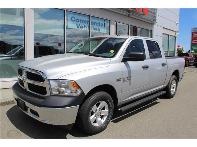 2017 RAM 1500 ST (Stk: 8T9076B) in Nanaimo - Image 1 of 8