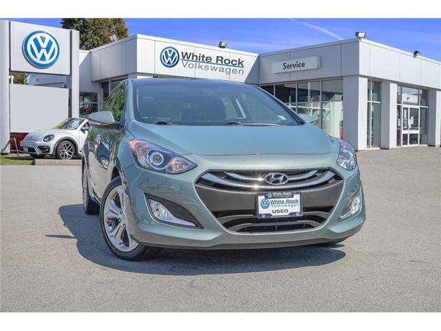 2013 Hyundai Elantra GT SE (Stk: HT020785A) in Vancouver - Image 1 of 26