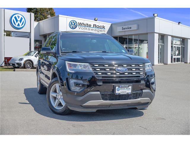 2017 Ford Explorer XLT (Stk: VW0820A) in Vancouver - Image 1 of 28
