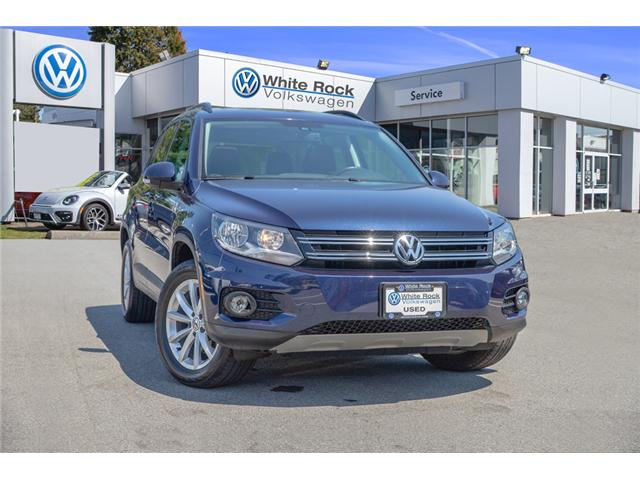 2017 Volkswagen Tiguan Wolfsburg Edition (Stk: VW0840A) in Vancouver - Image 1 of 28
