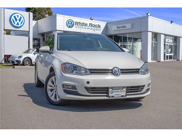 2015 Volkswagen Golf 1.8 TSI Comfortline (Stk: VW0848) in Vancouver - Image 1 of 25