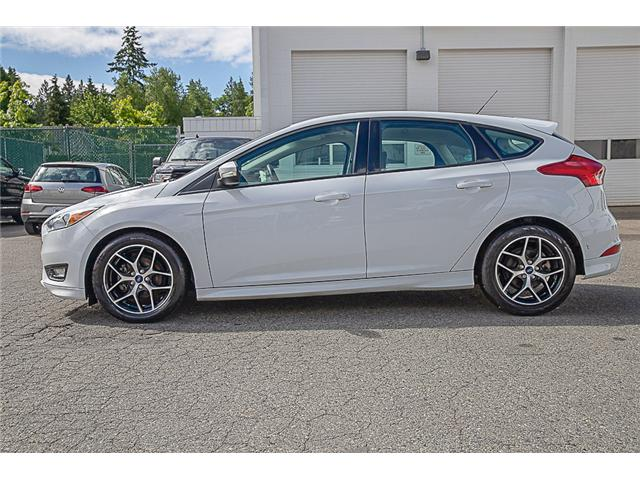 2015 Ford Focus SE (Stk: P4719) in Vancouver - Image 4 of 28