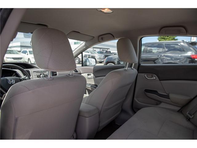 2012 Honda Civic LX (Stk: EE902160A) in Surrey - Image 10 of 23
