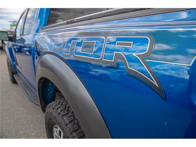 2017 Ford F-150 Raptor (Stk: EE908710) in Surrey - Image 9 of 30
