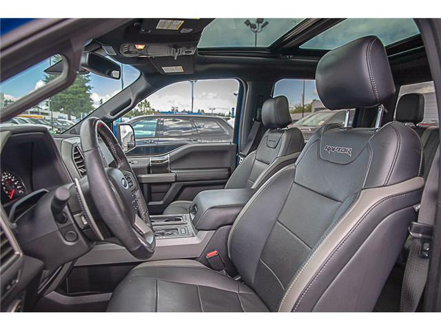 2017 Ford F-150 Raptor (Stk: EE908710) in Surrey - Image 13 of 30