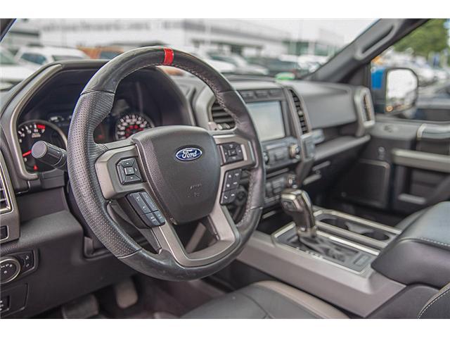 2017 Ford F-150 Raptor (Stk: EE908710) in Surrey - Image 14 of 30