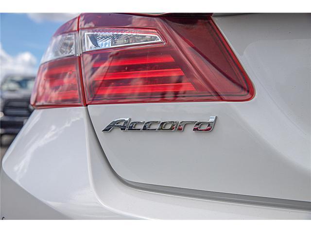 2016 Honda Accord Touring (Stk: EE909190) in Surrey - Image 6 of 23