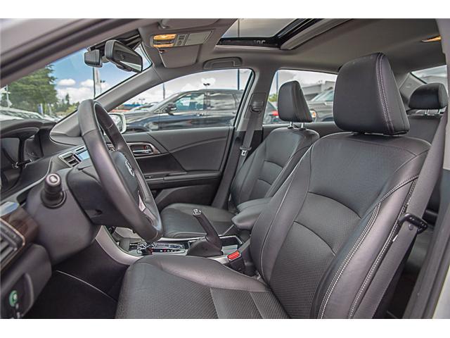 2016 Honda Accord Touring (Stk: EE909190) in Surrey - Image 8 of 23