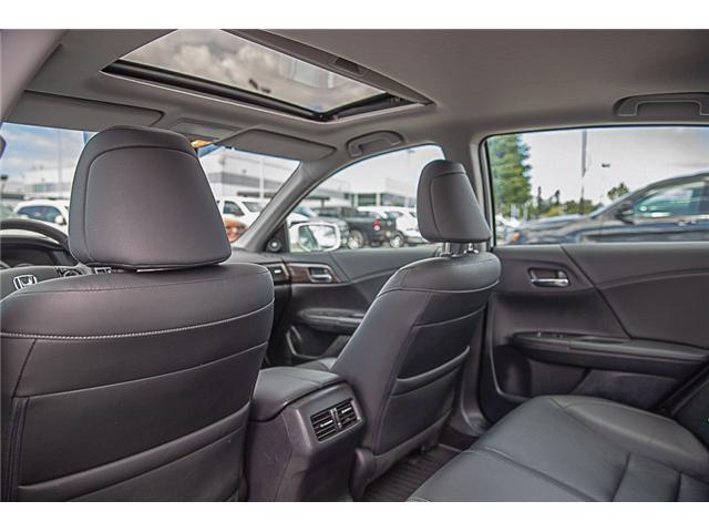 2016 Honda Accord Touring (Stk: EE909190) in Surrey - Image 10 of 23