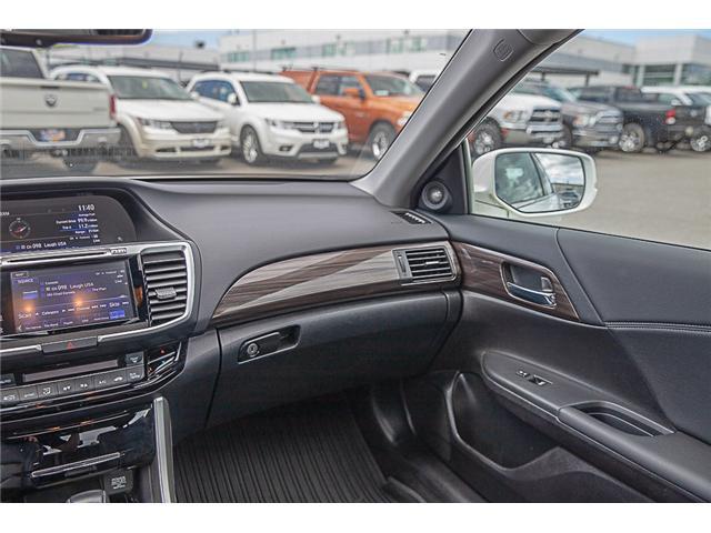 2016 Honda Accord Touring (Stk: EE909190) in Surrey - Image 14 of 23
