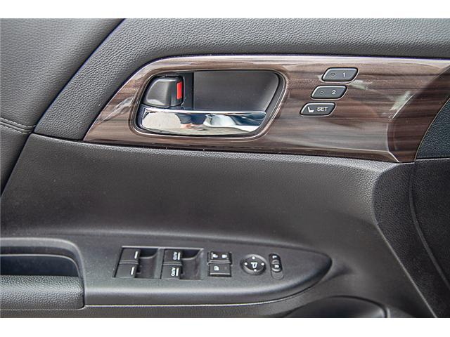 2016 Honda Accord Touring (Stk: EE909190) in Surrey - Image 15 of 23