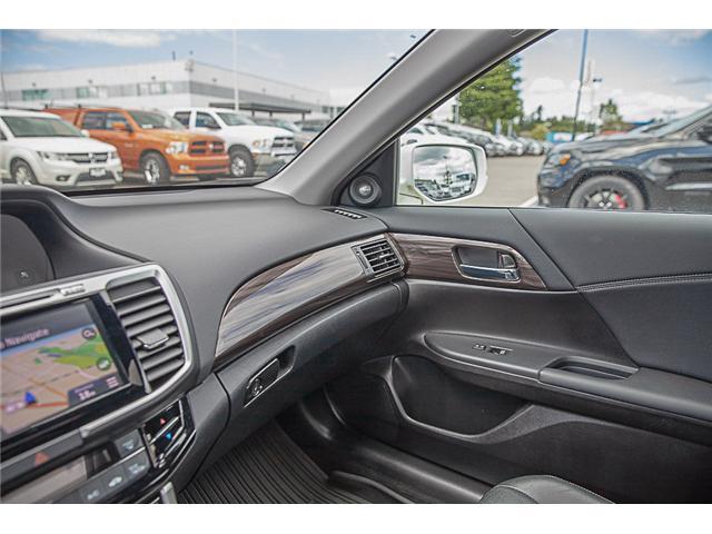 2016 Honda Accord Touring (Stk: EE909190) in Surrey - Image 22 of 23