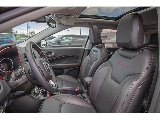2018 Jeep Compass Trailhawk (Stk: K758714A) in Surrey - Image 10 of 28