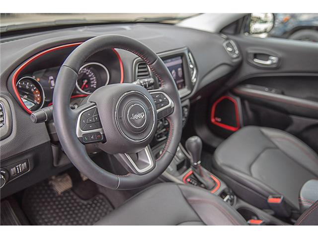 2018 Jeep Compass Trailhawk (Stk: K758714A) in Surrey - Image 11 of 28