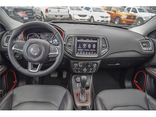2018 Jeep Compass Trailhawk (Stk: K758714A) in Surrey - Image 14 of 28