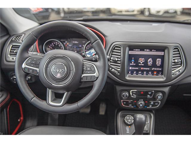 2018 Jeep Compass Trailhawk (Stk: K758714A) in Surrey - Image 15 of 28