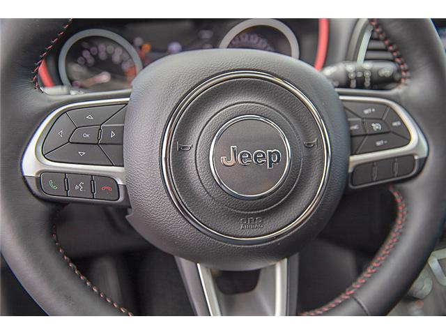 2018 Jeep Compass Trailhawk (Stk: K758714A) in Surrey - Image 19 of 28