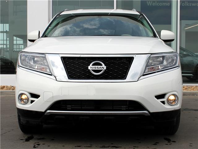 2014 Nissan Pathfinder SL (Stk: V7170) in Saskatoon - Image 1 of 1