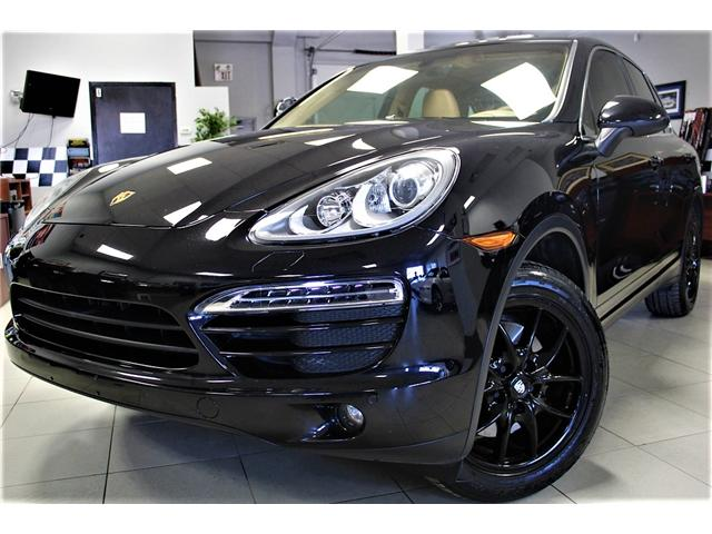 2013 Porsche Cayenne Base (Stk: -) in Bolton - Image 1 of 30