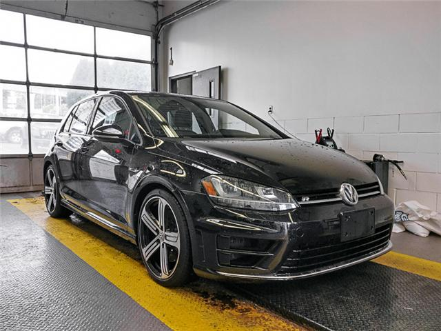 2017 Volkswagen Golf R 2.0 TSI (Stk: 8333931) in Burnaby - Image 2 of 24