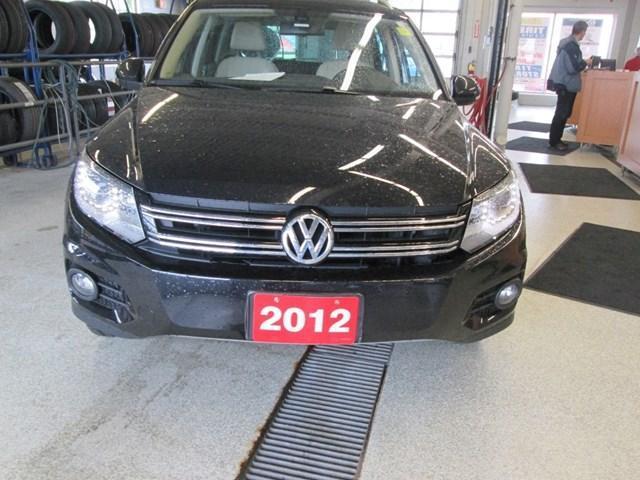 2012 Volkswagen Tiguan 2.0 TSI Highline (Stk: 207371) in Gloucester - Image 9 of 19