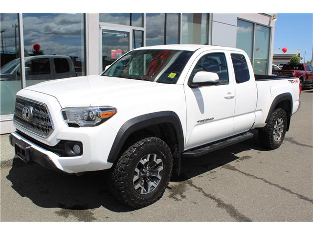 2017 Toyota Tacoma  (Stk: 9Q0408A) in Nanaimo - Image 1 of 9