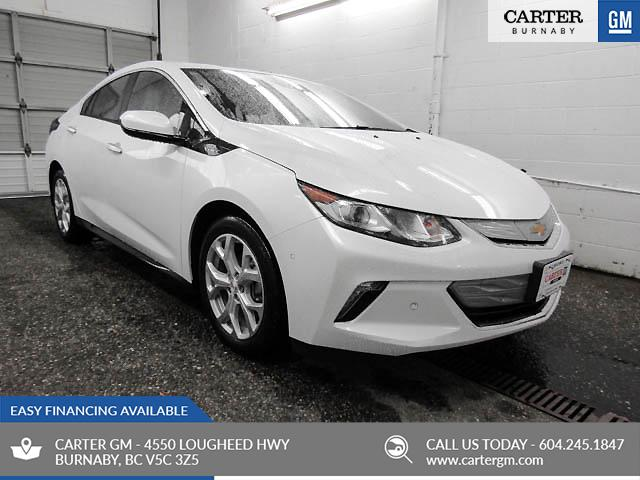 2019 Chevrolet Volt Premier (Stk: V9-77240) in Burnaby - Image 1 of 12