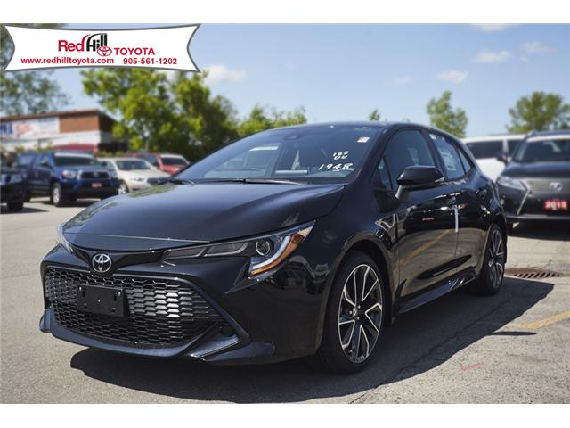 2019 Toyota Corolla Hatchback Base (Stk: 19634) in Hamilton - Image 1 of 11