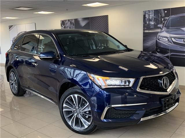 2019 Acura MDX Tech (Stk: M12704) in Toronto - Image 1 of 9