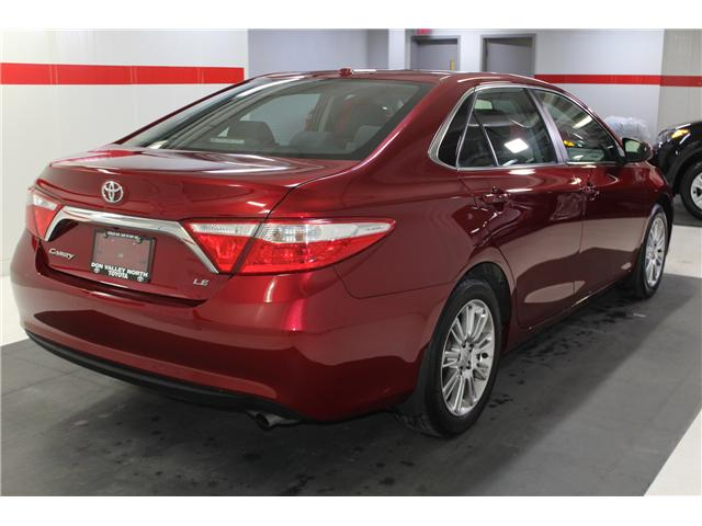 2015 Toyota Camry LE (Stk: 298226S) in Markham - Image 24 of 25