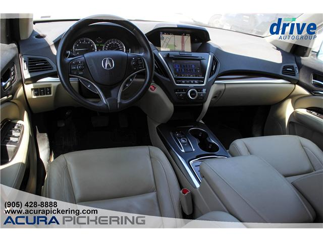 2016 Acura MDX Navigation Package (Stk: AP4859) in Pickering - Image 2 of 17
