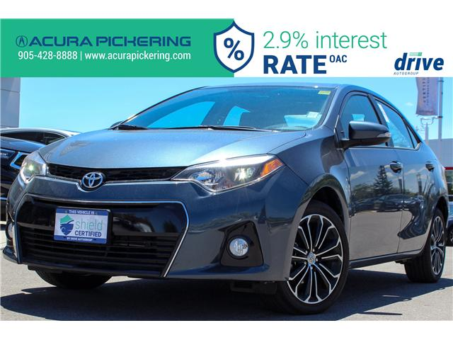 2016 Toyota Corolla S (Stk: AP4872) in Pickering - Image 1 of 28