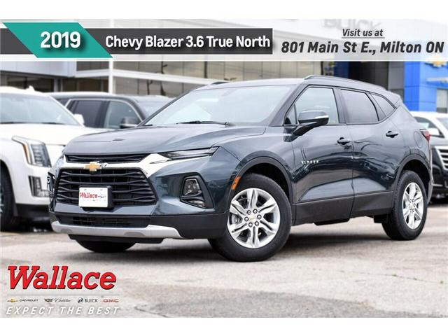 2019 Chevrolet Blazer 3.6 True North (Stk: 619804) in Milton - Image 1 of 30