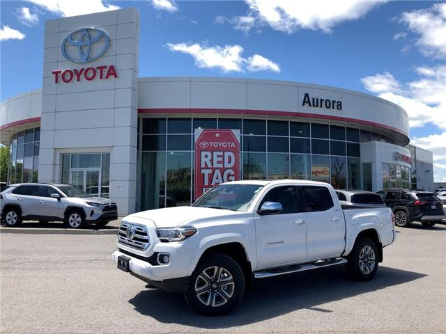 2019 Toyota Tacoma Limited V6 (Stk: 30647) in Aurora - Image 1 of 15