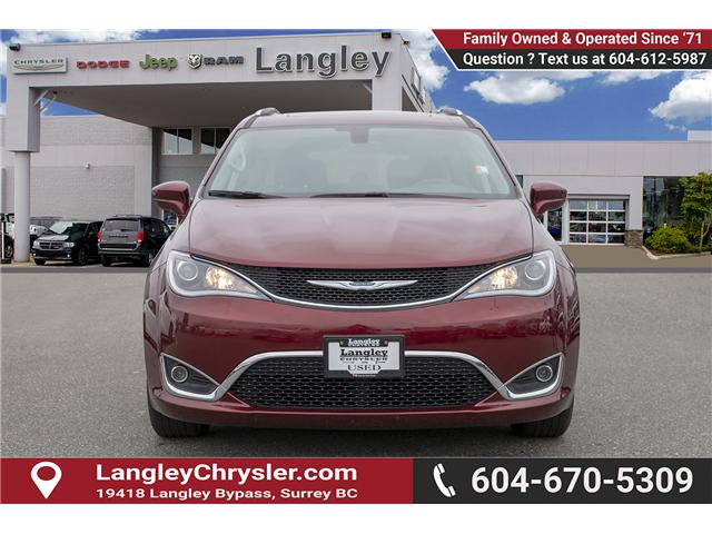 2018 Chrysler Pacifica Touring-L Plus (Stk: EE908970) in Surrey - Image 2 of 25