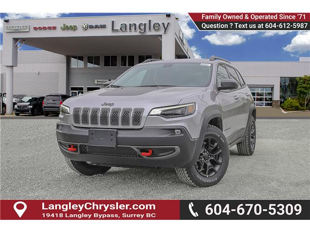 2019 Jeep Cherokee Trailhawk (Stk: K451528) in Surrey - Image 3 of 24