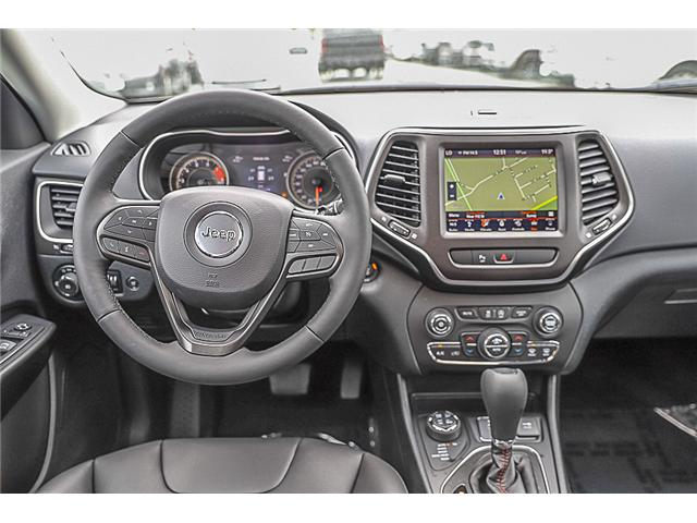 2019 Jeep Cherokee Trailhawk (Stk: K451528) in Surrey - Image 12 of 24