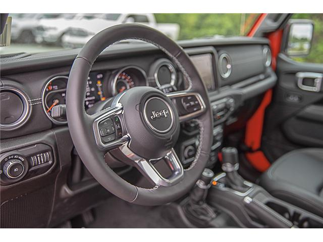2019 Jeep Wrangler Unlimited Sahara (Stk: K602686) in Surrey - Image 8 of 25